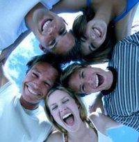 Сміх – важлива характеристика людської індивідуальності.